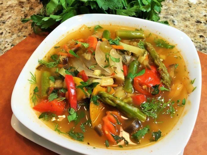 Суповая диета (Боннский суп)