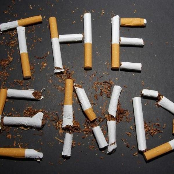 Антисигаретная диета