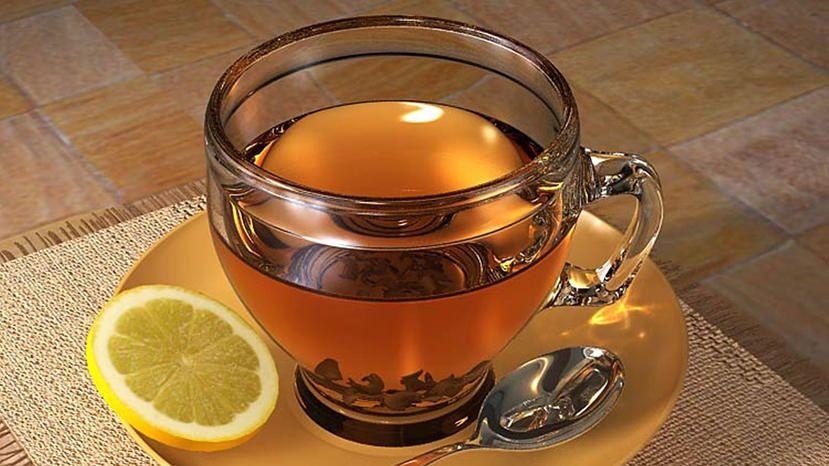 какой чай при простуде