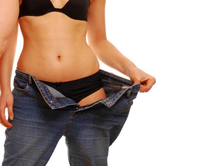 Где прячутся жиры или борьба за стройность фигуры