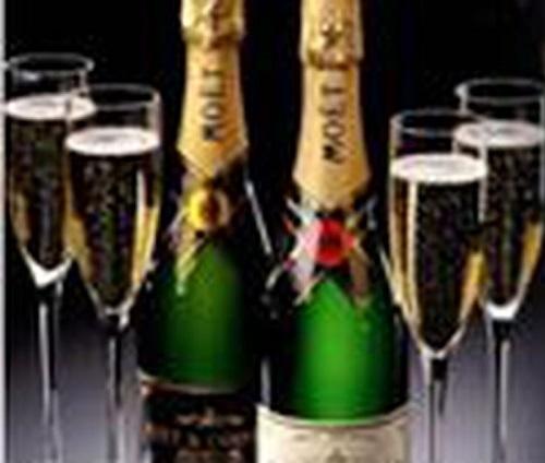 Шампанское избавляет от лишних килограммов