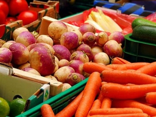 Овощная диета лучше фруктовой