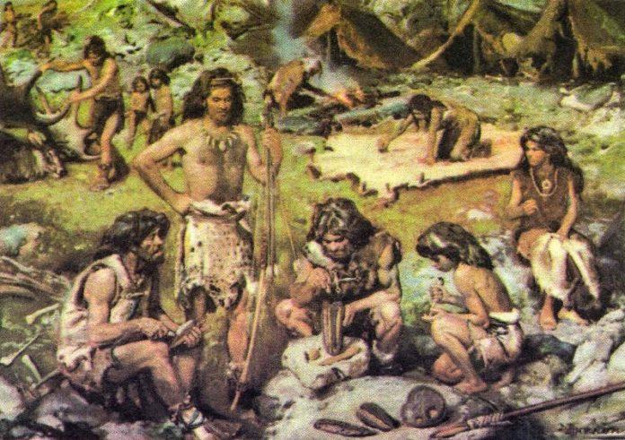 Диета каменного века