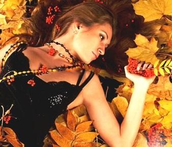 Осенняя пора – диет очарованье